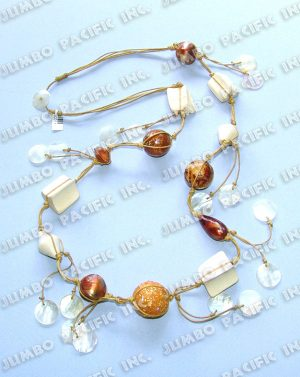 philippines jewelry shell necklaces
