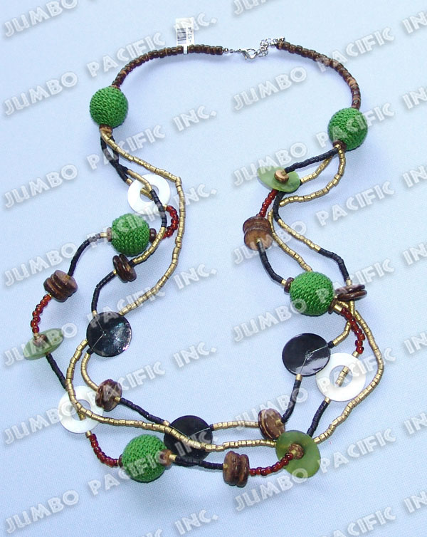 philippines jewelry endless lumbang kukui necklaces