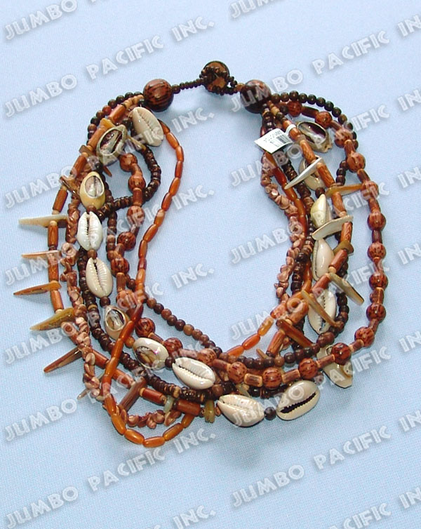 Philippines Jewelry endless Shell Necklaces