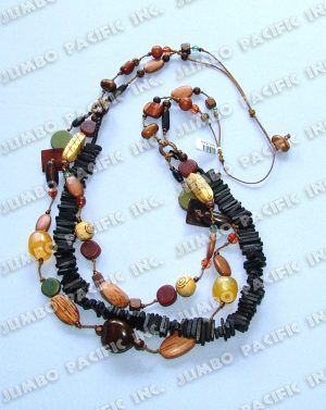 philippines jewelry wood necklaces