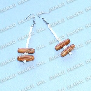 philippines jewelry wood earrings