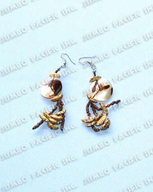 philippines jewelry coco earrings
