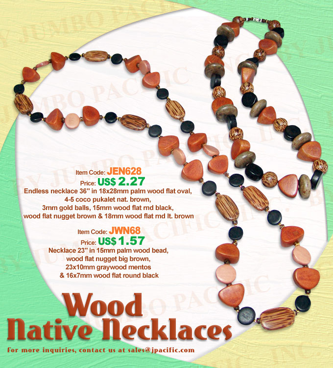 woodnecklaces